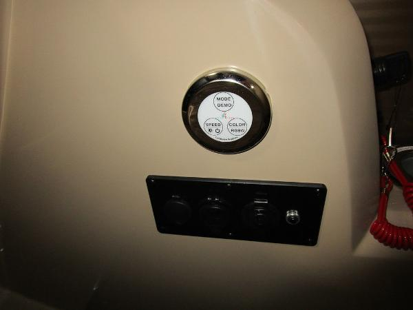 2021 Godfrey Pontoon boat for sale, model of the boat is Monaco 235 SB iMPACT  29 in. Center Tube & Image # 33 of 38