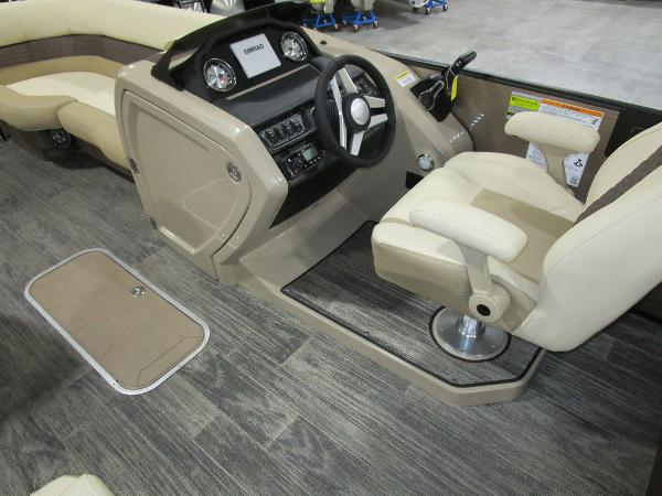 2021 Godfrey Pontoon boat for sale, model of the boat is Monaco 235 SB iMPACT  29 in. Center Tube & Image # 37 of 38