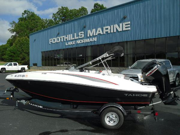 2020 Tahoe boat for sale, model of the boat is T16 & Image # 1 of 25