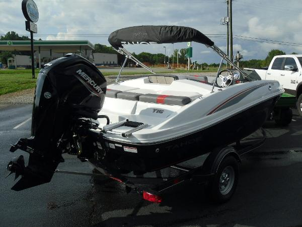 2020 Tahoe boat for sale, model of the boat is T16 & Image # 2 of 25
