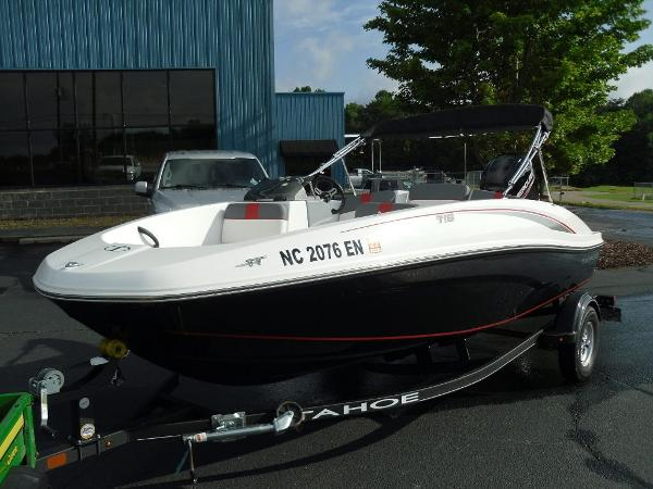 2020 Tahoe boat for sale, model of the boat is T16 & Image # 3 of 25