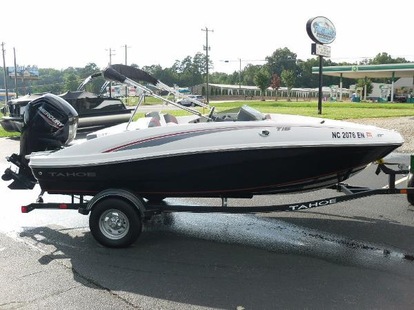 2020 Tahoe boat for sale, model of the boat is T16 & Image # 4 of 25