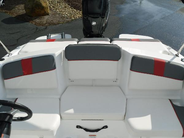 2020 Tahoe boat for sale, model of the boat is T16 & Image # 6 of 25