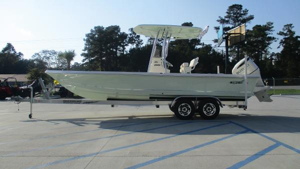 2021 Bulls Bay boat for sale, model of the boat is 2400 & Image # 4 of 54