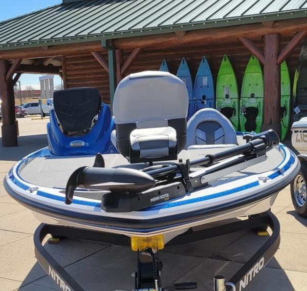 2021 Nitro boat for sale, model of the boat is Z17 & Image # 2 of 4