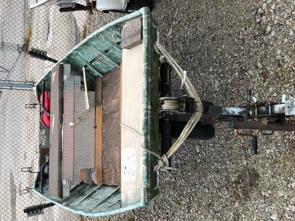 1974 Lowe boat for sale, model of the boat is 1448 JON & Image # 2 of 12