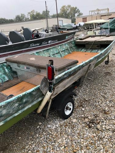 1974 Lowe boat for sale, model of the boat is 1448 JON & Image # 7 of 12