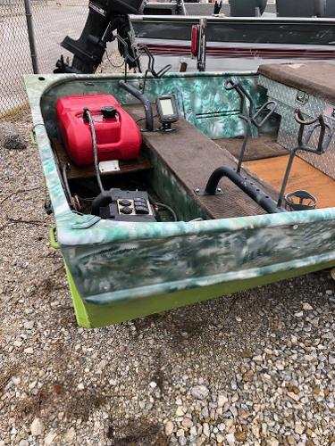 1974 Lowe boat for sale, model of the boat is 1448 JON & Image # 10 of 12