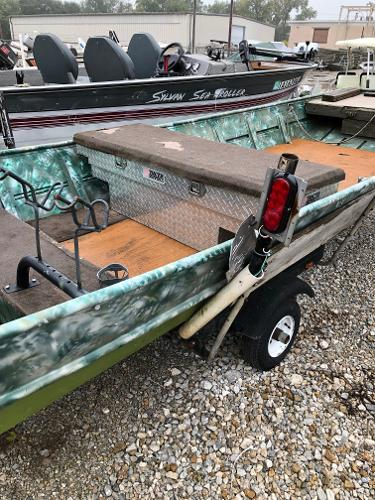 1974 Lowe boat for sale, model of the boat is 1448 JON & Image # 11 of 12