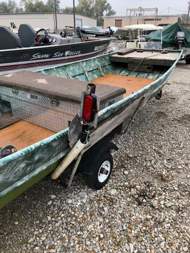 1974 Lowe boat for sale, model of the boat is 1448 JON & Image # 12 of 12