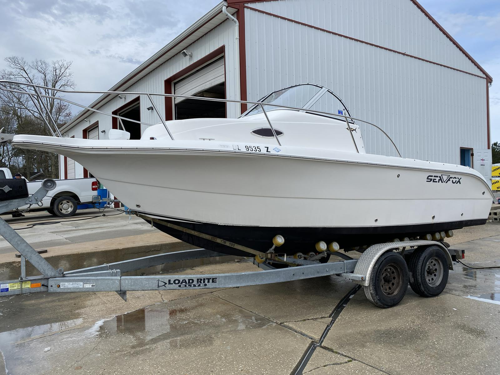 2006 SEA FOX AROUND 216 for sale