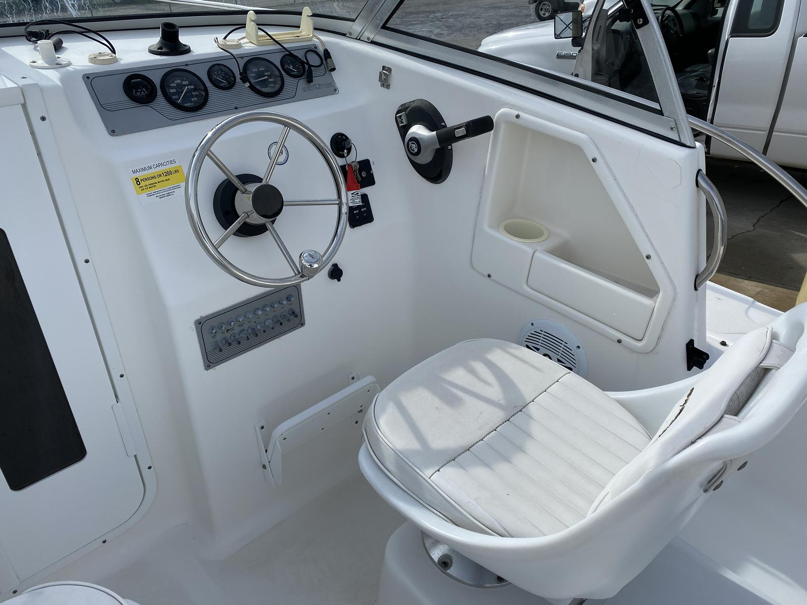 2006 Sea Fox boat for sale, model of the boat is Around 216 & Image # 3 of 13