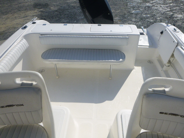 2006 Sea Fox boat for sale, model of the boat is Around 216 & Image # 10 of 13