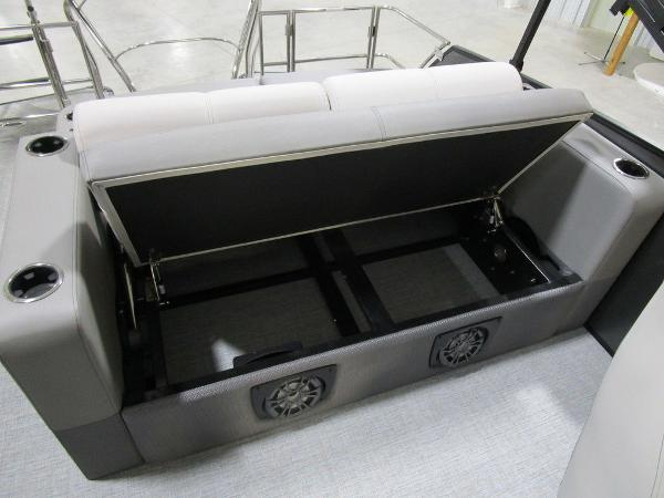 2021 Godfrey Pontoon boat for sale, model of the boat is Monaco 235 DFL iMPACT  29 in. Center Tube & Image # 9 of 40