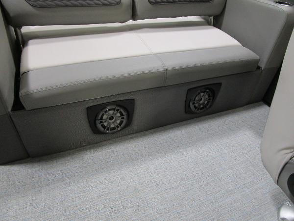 2021 Godfrey Pontoon boat for sale, model of the boat is Monaco 235 DFL iMPACT  29 in. Center Tube & Image # 11 of 40