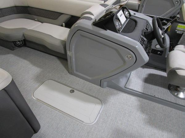 2021 Godfrey Pontoon boat for sale, model of the boat is Monaco 235 DFL iMPACT  29 in. Center Tube & Image # 28 of 40