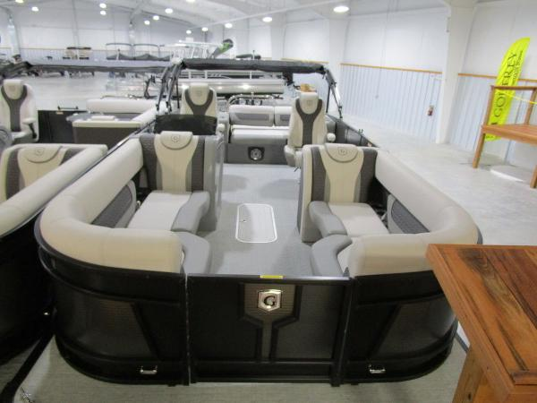 2021 Godfrey Pontoon boat for sale, model of the boat is Monaco 235 DFL iMPACT  29 in. Center Tube & Image # 40 of 40