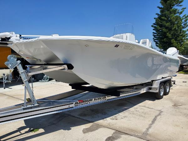 2021 Cayo Boatworks 264 HC