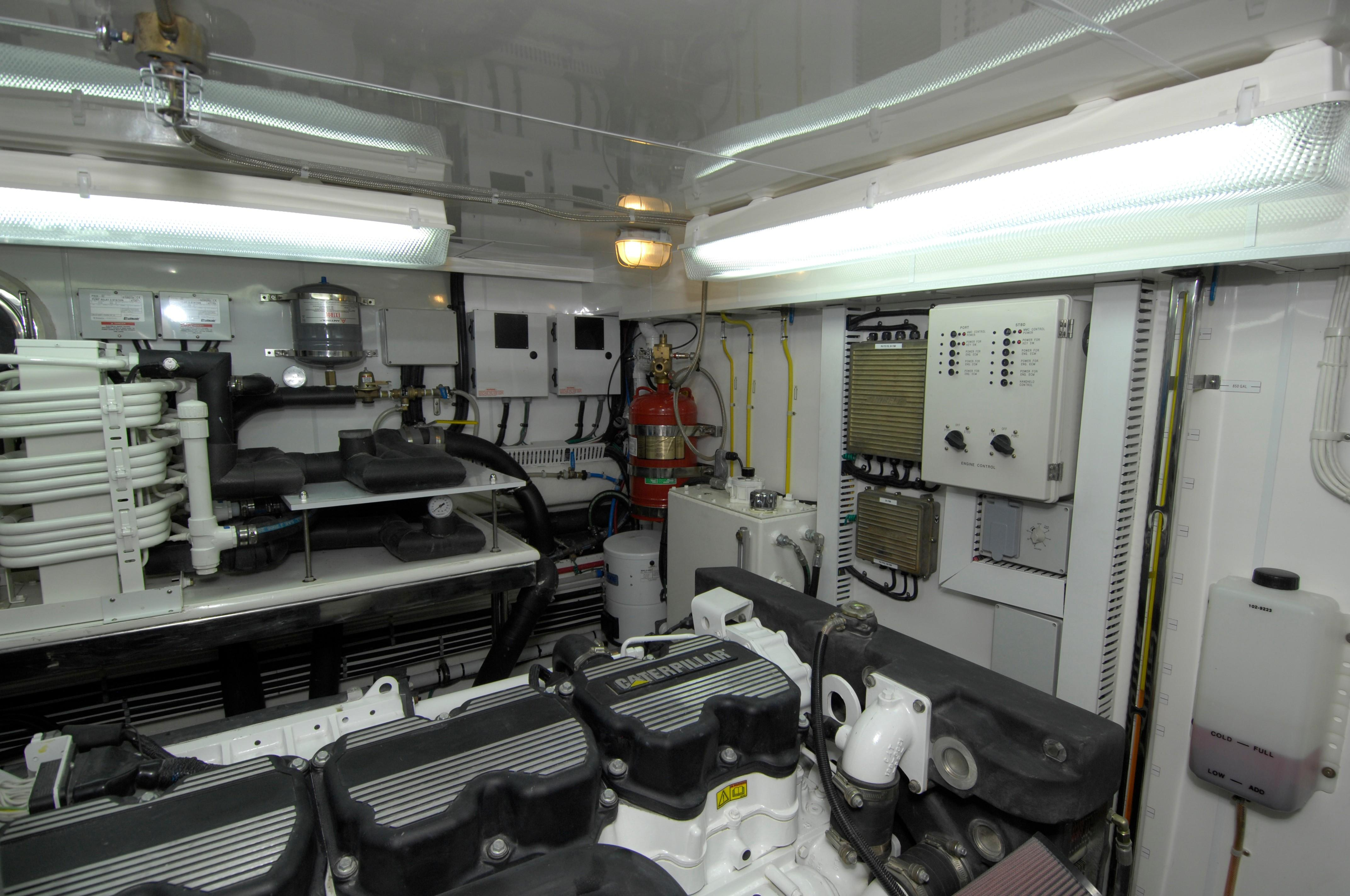 Engine Room - Port