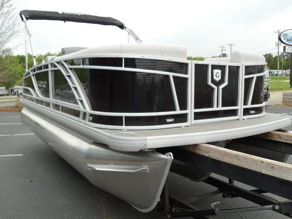 2021 Godfrey Pontoon boat for sale, model of the boat is Monaco 215 C GTP 27 in. & Image # 1 of 37
