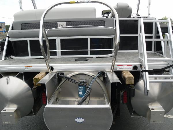 2021 Godfrey Pontoon boat for sale, model of the boat is Monaco 215 C GTP 27 in. & Image # 2 of 37