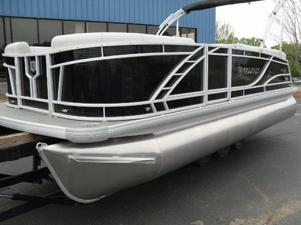 2021 Godfrey Pontoon boat for sale, model of the boat is Monaco 215 C GTP 27 in. & Image # 6 of 37