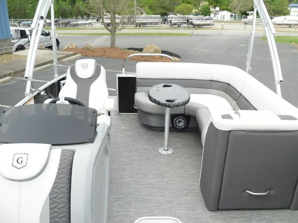 2021 Godfrey Pontoon boat for sale, model of the boat is Monaco 215 C GTP 27 in. & Image # 17 of 37