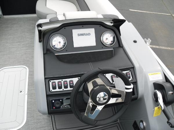2021 Godfrey Pontoon boat for sale, model of the boat is Monaco 215 C GTP 27 in. & Image # 20 of 37
