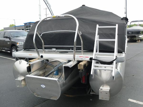 2021 Godfrey Pontoon boat for sale, model of the boat is Monaco 215 C GTP 27 in. & Image # 32 of 37