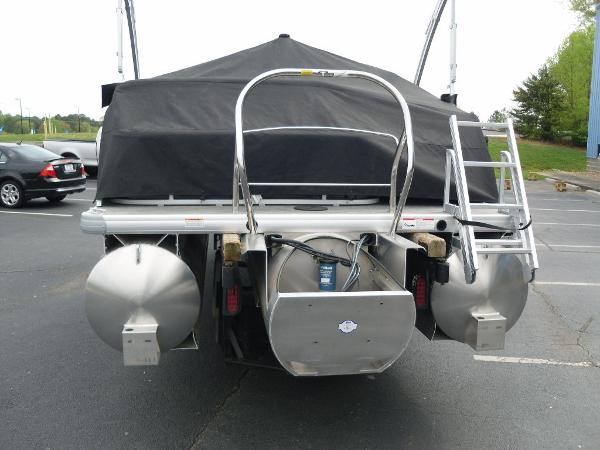 2021 Godfrey Pontoon boat for sale, model of the boat is Monaco 215 C GTP 27 in. & Image # 33 of 37