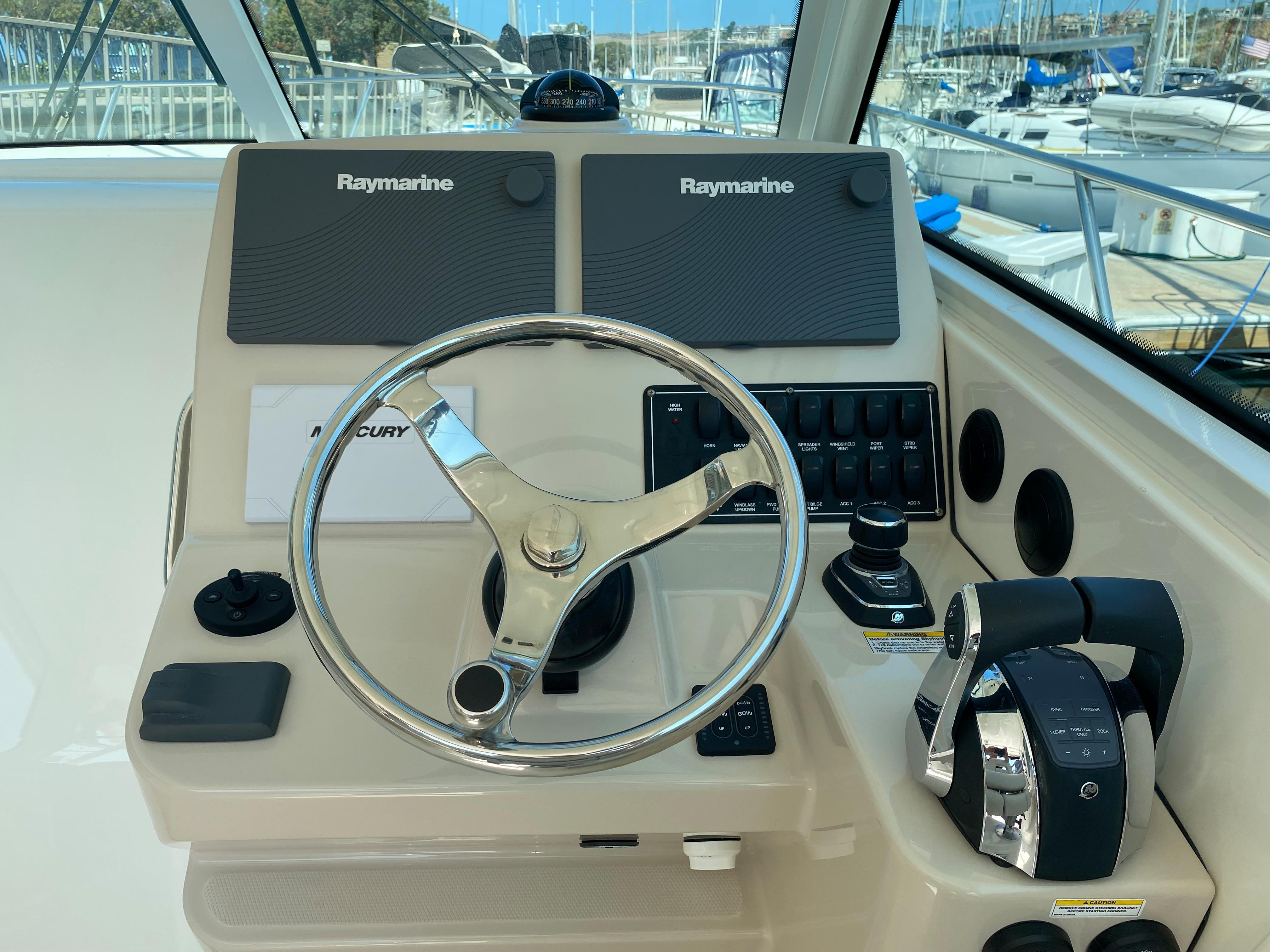 2018 Boston Whaler 315 Conquest #TB0578MC inventory image at Sun Country Coastal in Dana Point