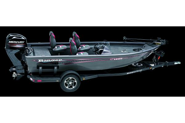 2020 Ranger Boats boat for sale, model of the boat is VS1660 SC & Image # 9 of 9