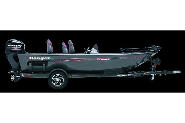 2020 Ranger Boats boat for sale, model of the boat is VS1660 SC & Image # 8 of 9