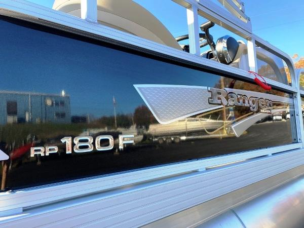 2021 Ranger Boats boat for sale, model of the boat is 180F & Image # 20 of 21