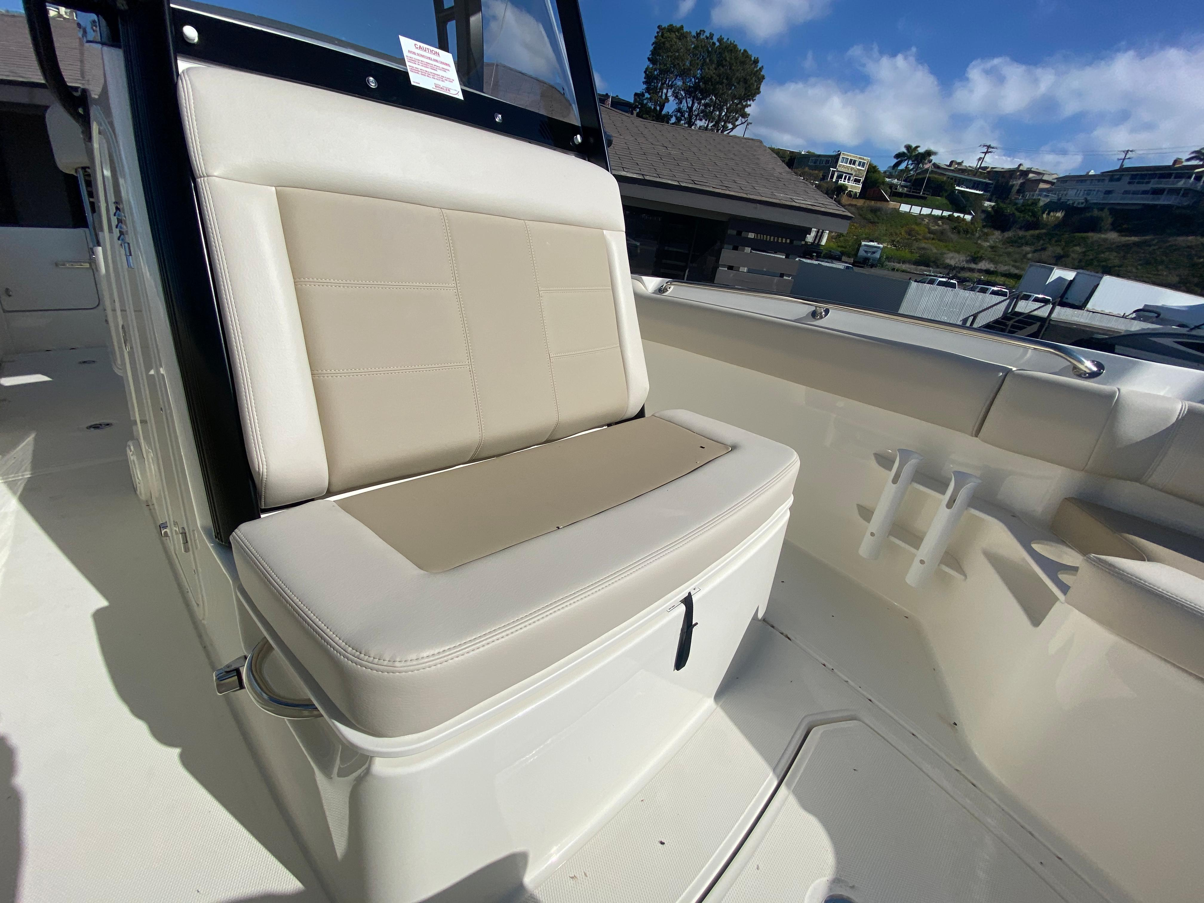2021 Boston Whaler 230 Outrage #BW1448L inventory image at Sun Country Inland in Irvine