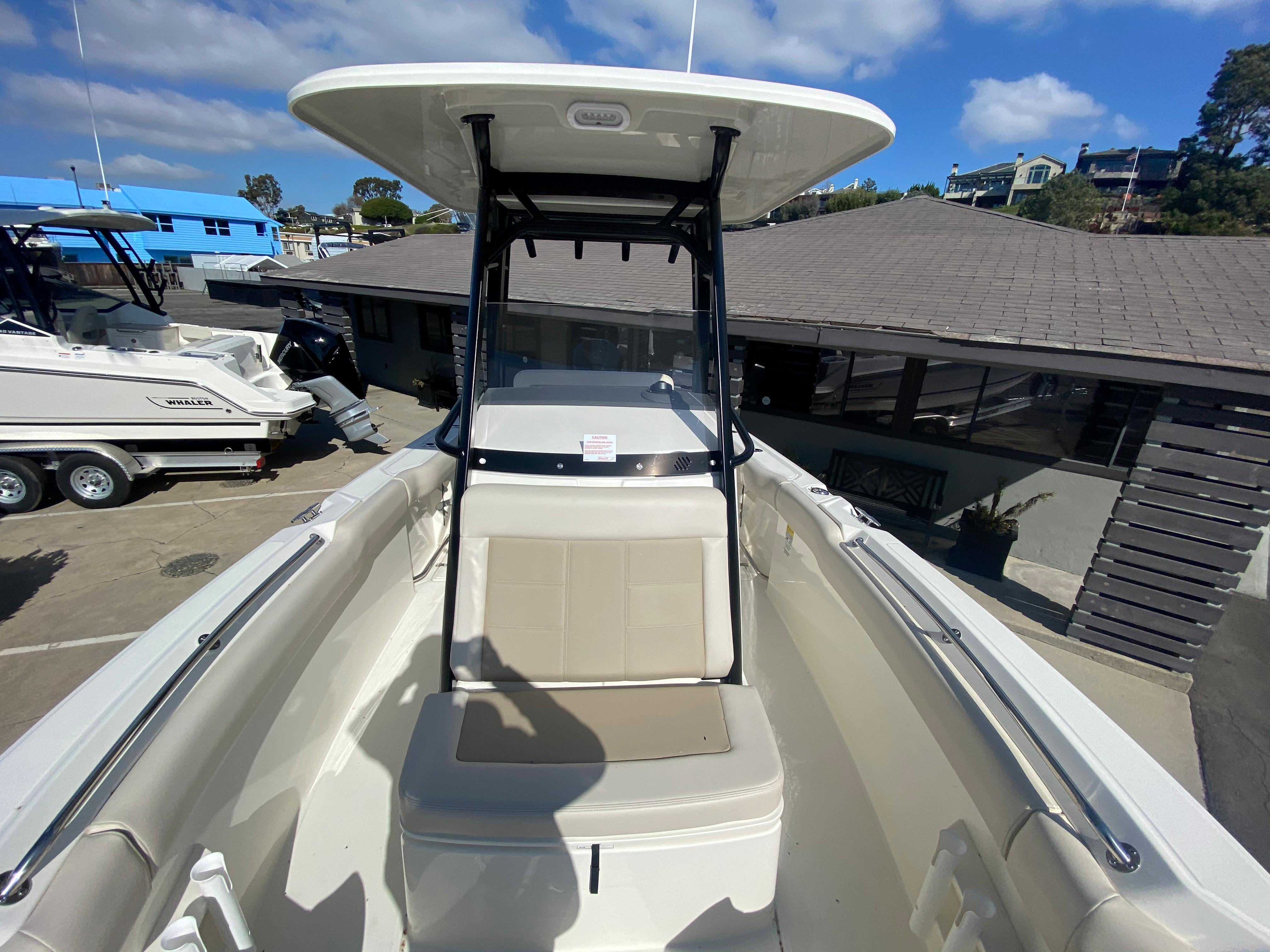 2021 Boston Whaler 230 Outrage #BW1448L inventory image at Sun Country Coastal in Newport Beach