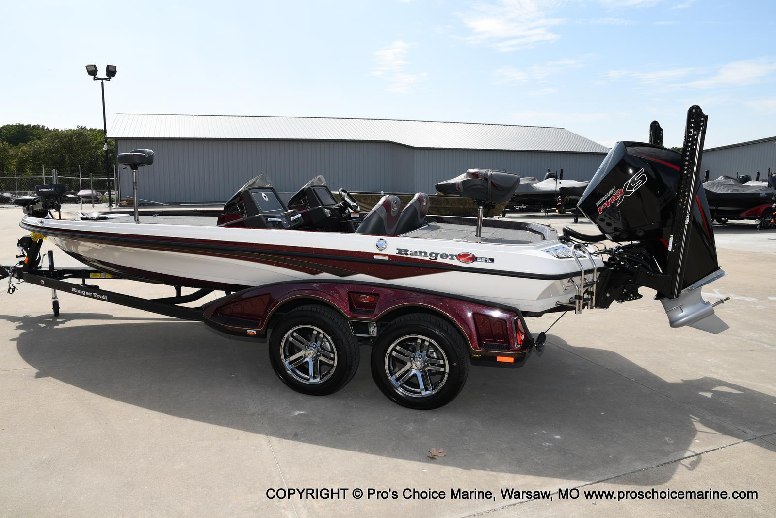 2021 Ranger Boats boat for sale, model of the boat is Z521L Cup Equipped DUAL CONSOLE & Image # 9 of 50