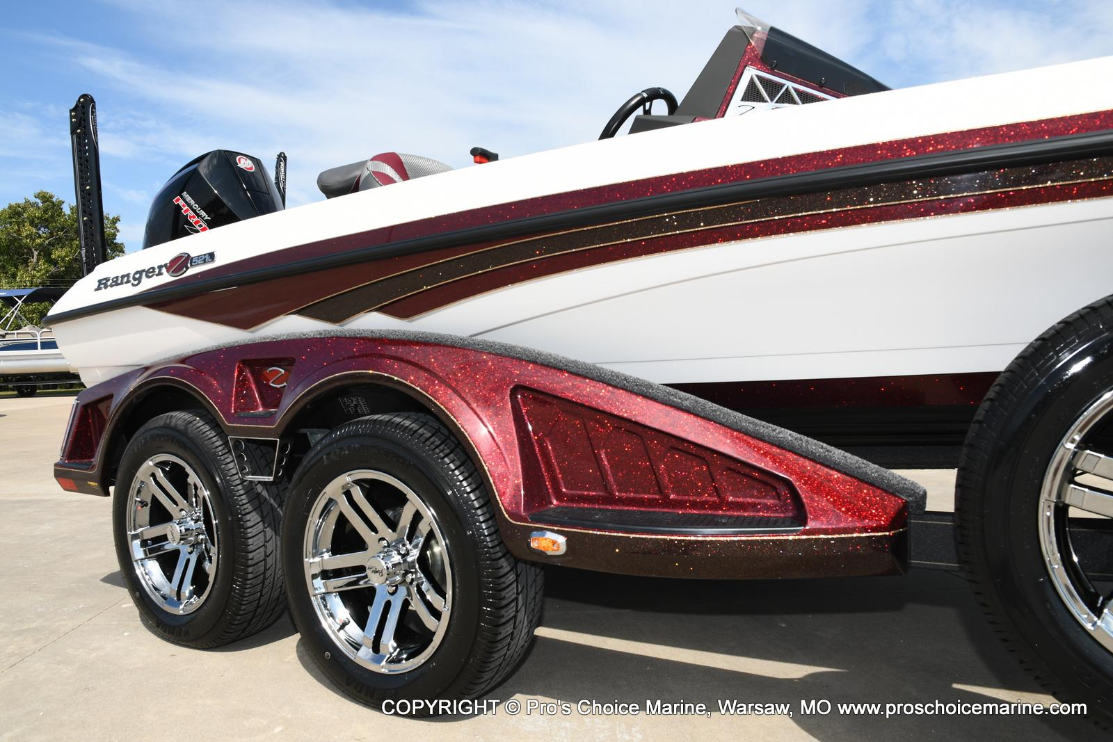 2021 Ranger Boats boat for sale, model of the boat is Z521L Cup Equipped DUAL CONSOLE & Image # 49 of 50