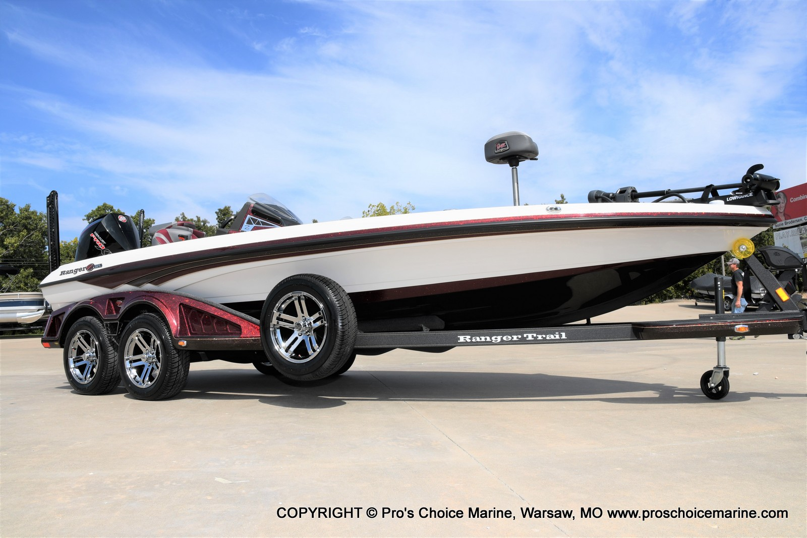 2021 Ranger Boats boat for sale, model of the boat is Z521L Cup Equipped DUAL CONSOLE & Image # 34 of 50