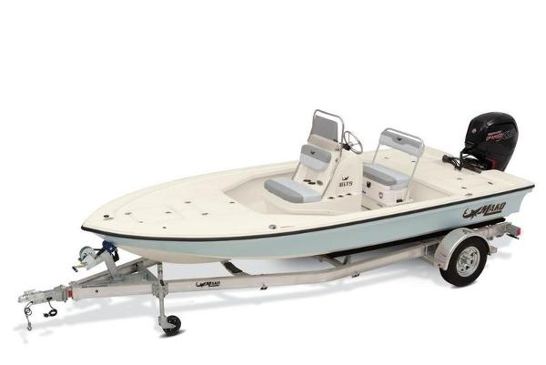 2022 Mako boat for sale, model of the boat is 18 LTS & Image # 1 of 1