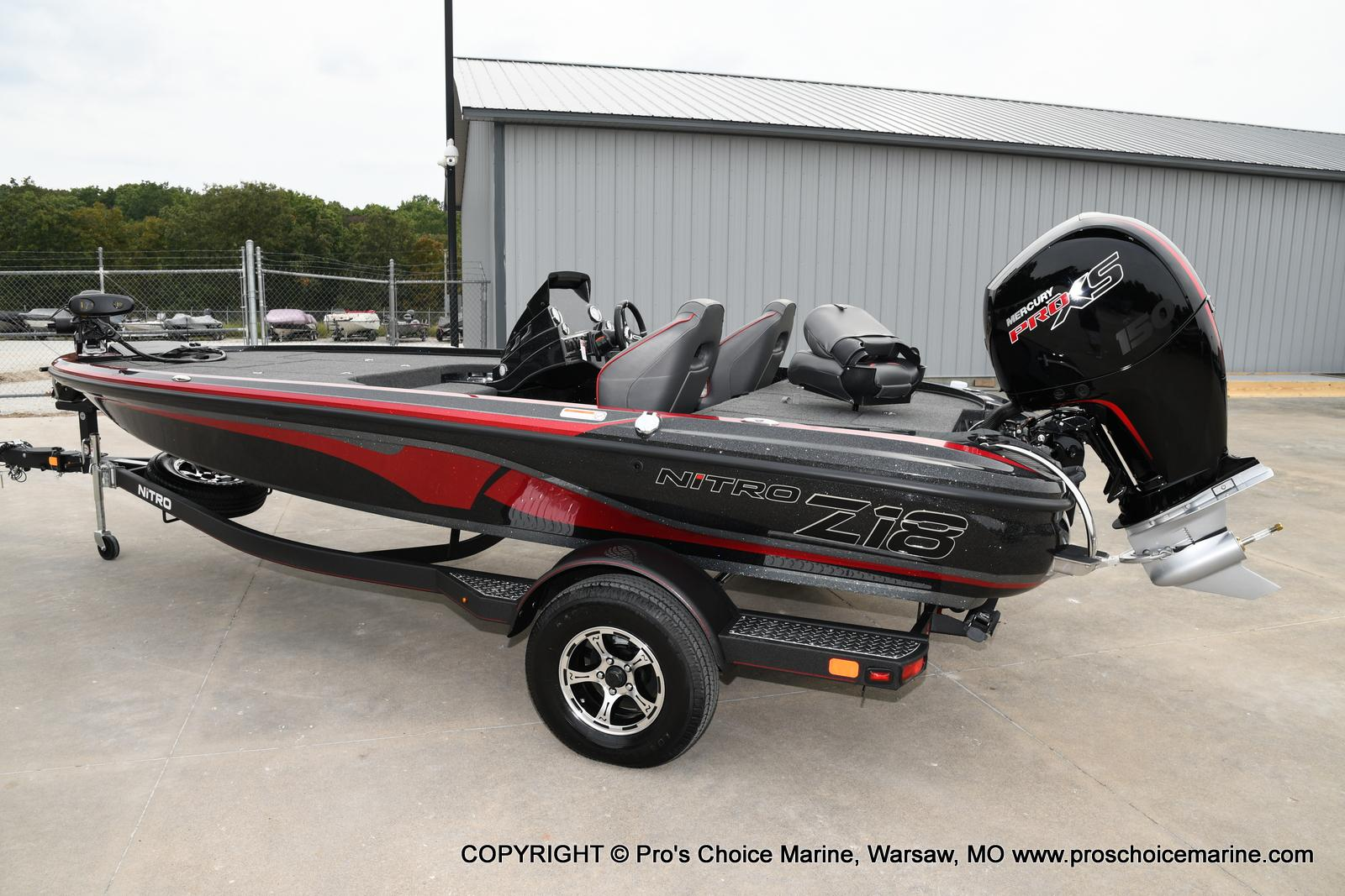 2021 Nitro boat for sale, model of the boat is Z18 & Image # 39 of 50