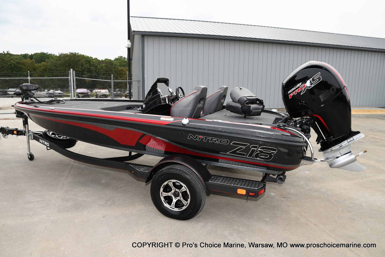 2021 Nitro boat for sale, model of the boat is Z18 & Image # 39 of 50