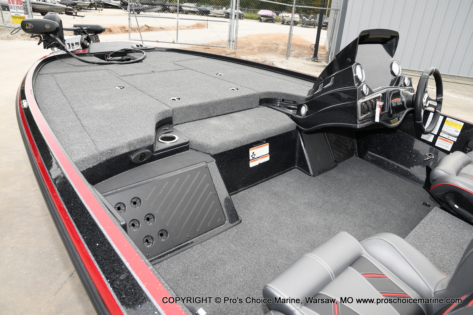 2021 Nitro boat for sale, model of the boat is Z18 & Image # 42 of 50