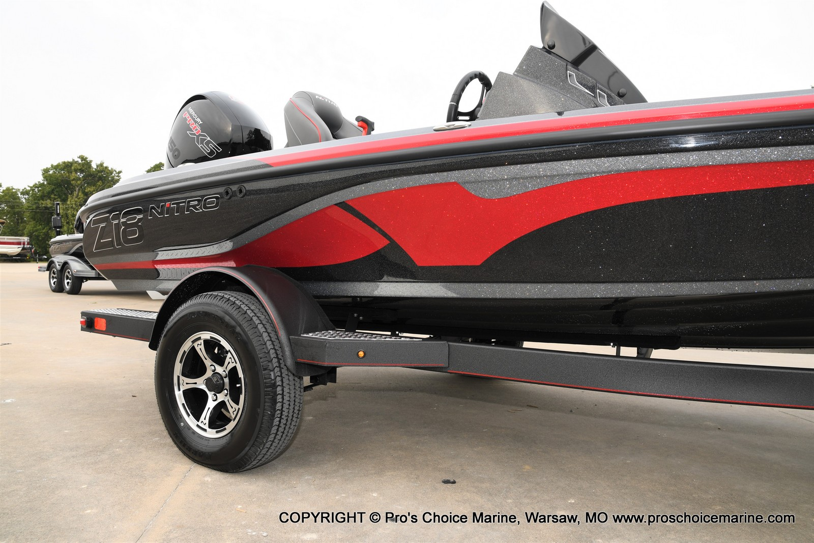 2021 Nitro boat for sale, model of the boat is Z18 & Image # 32 of 50