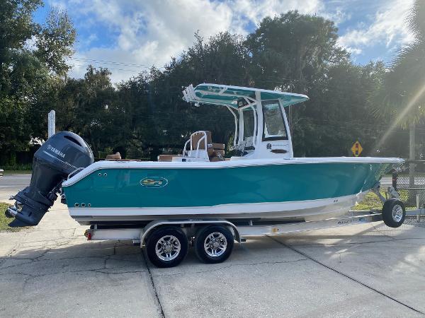 2021 Sea Hunt Ultra 265