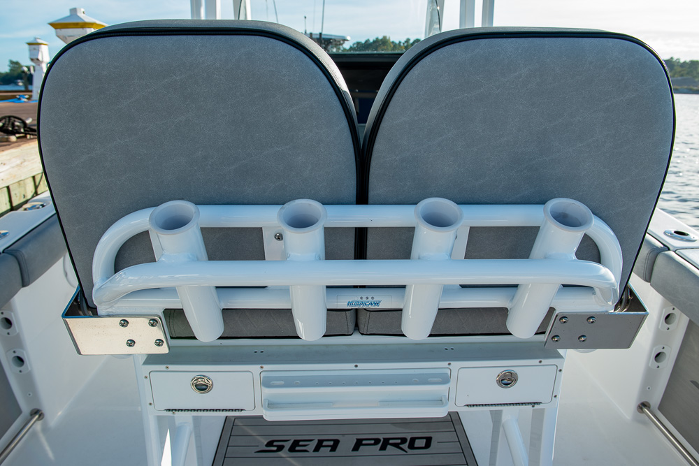 2021 Sea Pro boat for sale, model of the boat is 239 DLX Deep-V Center Console & Image # 17 of 18