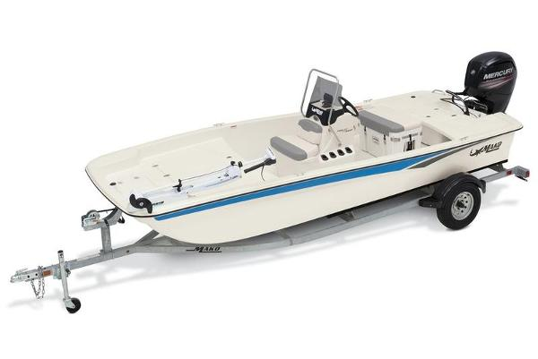 2022 Mako boat for sale, model of the boat is Pro Skiff 17 CC & Image # 1 of 1