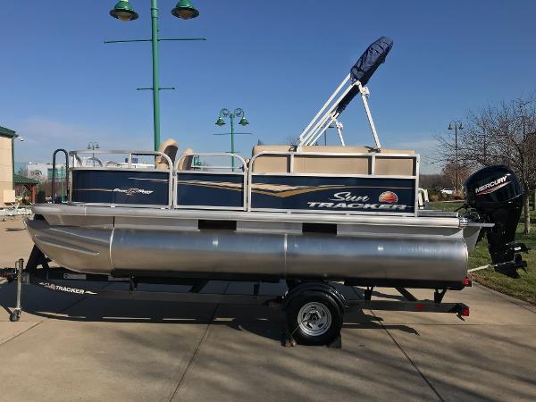 2021 SUN TRACKER BASS BUGGY 16 XL SELECT for sale