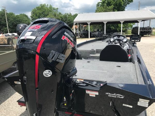 2019 Tracker Boats boat for sale, model of the boat is Pro Team 190 & Image # 7 of 11