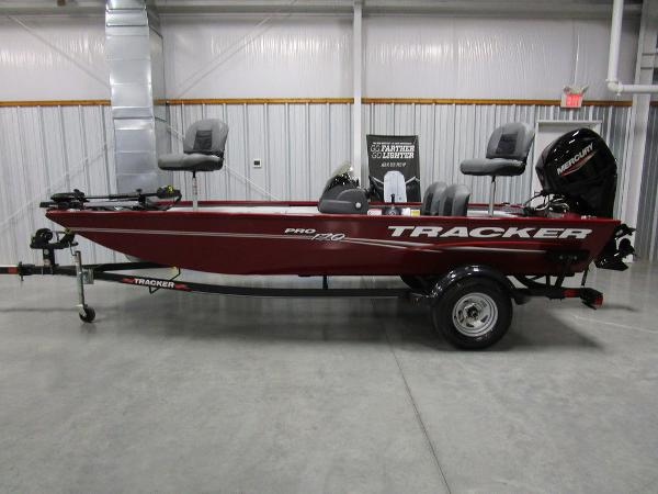 2021 Tracker Boats boat for sale, model of the boat is Pro 170 & Image # 1 of 30